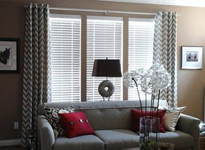 Custom Drapes & Window Treatments