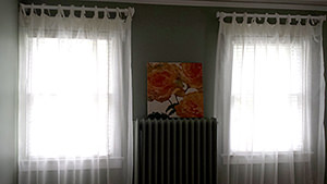 After Custom Window Treatments