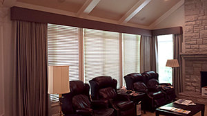After Custom Window Blind Installation in St. Louis