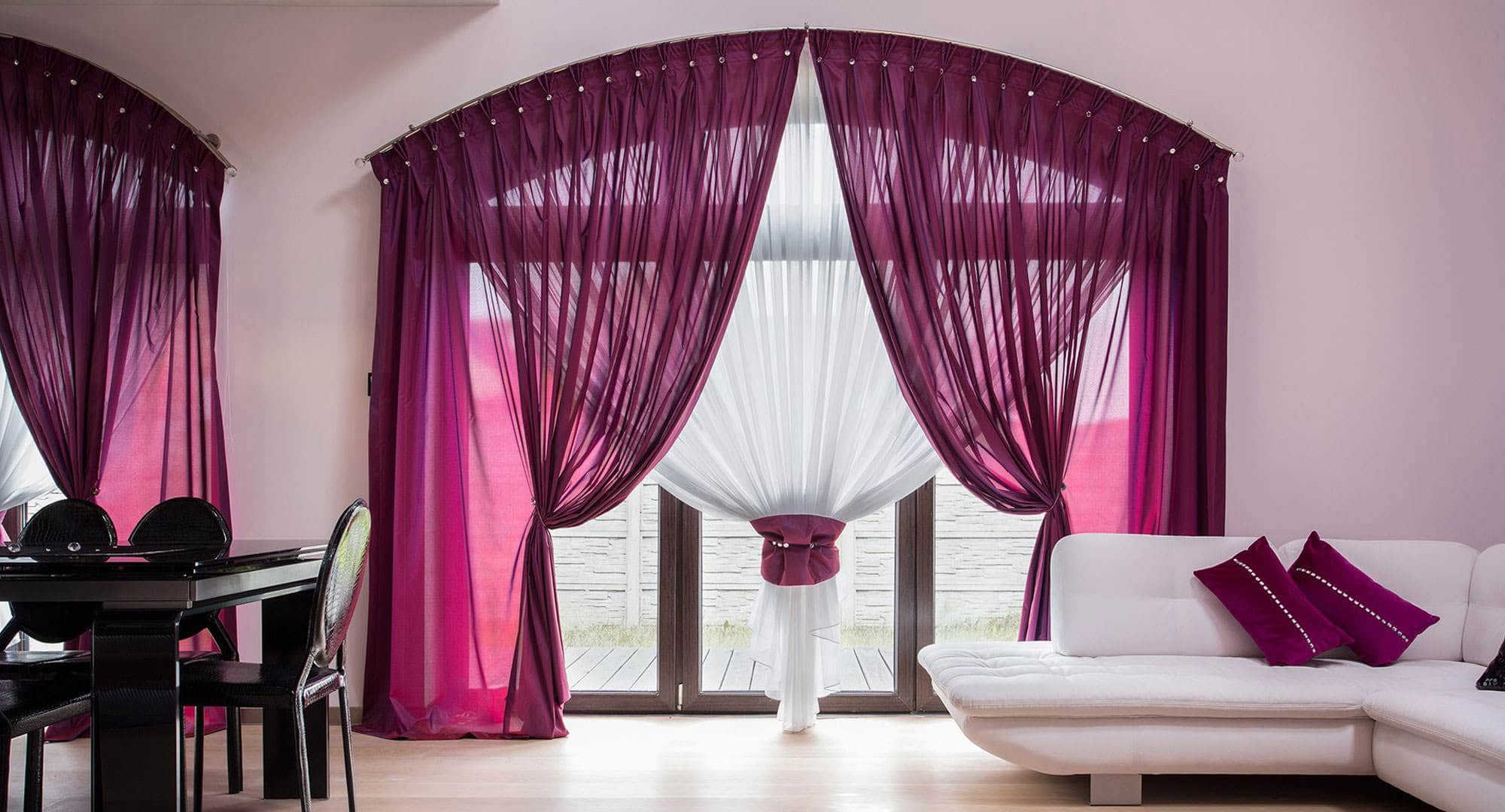 Custom Drapes & Window Treatments in St. Louis